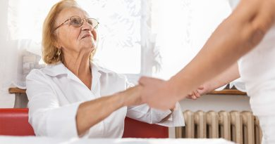 Caring For an Aging Population – We Will All Need It Someday